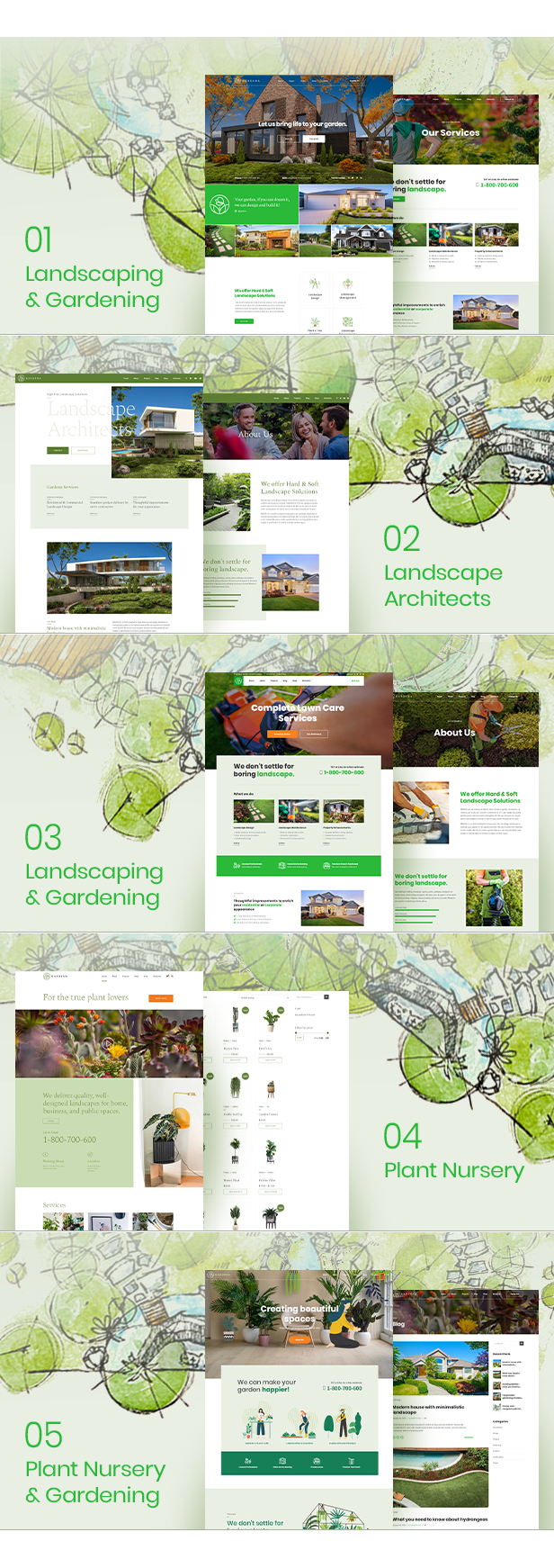Gardena - Landscaping & Gardening - 4